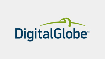 Logo de DigitalGlobe.