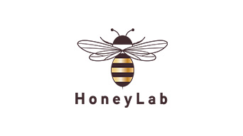 Logo de HoneyLab.